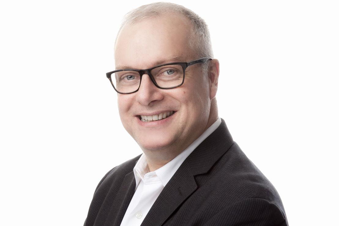 Manager of SageGlass Middle East Sales & Development Alain Garnier.