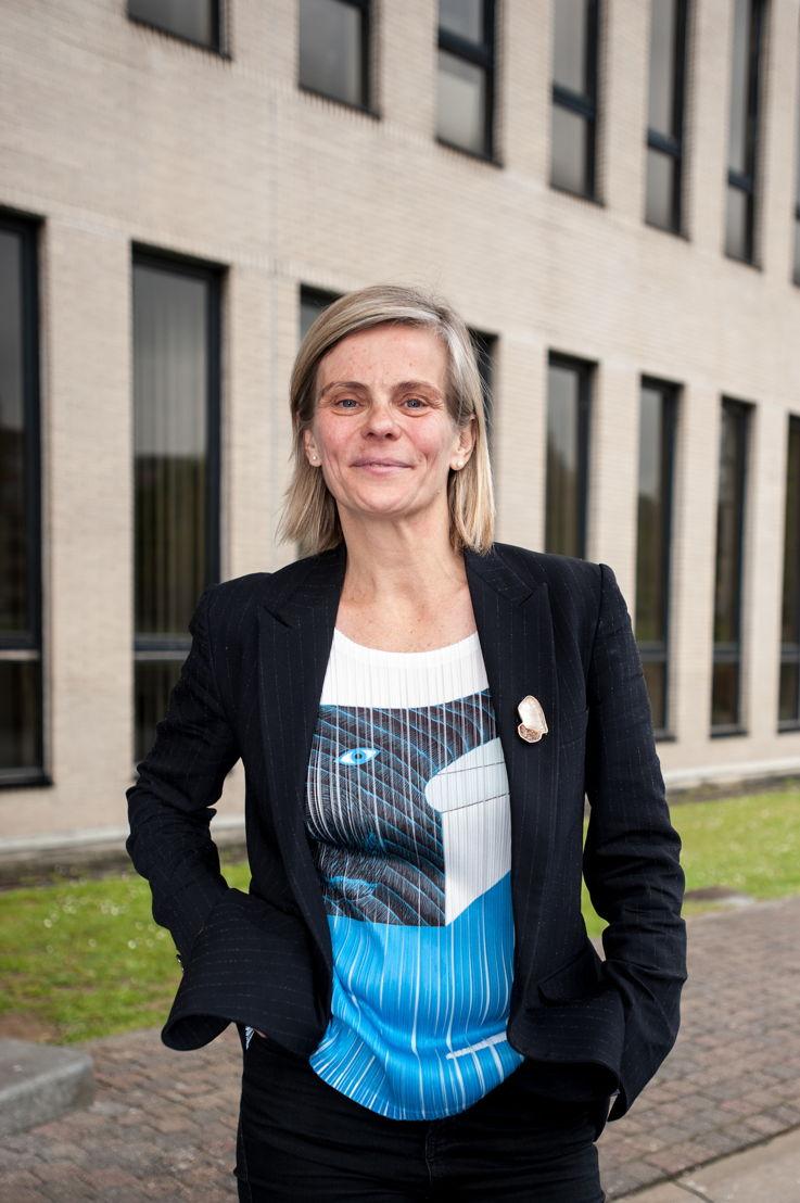 Caroline Pauwels - Rector VUB
