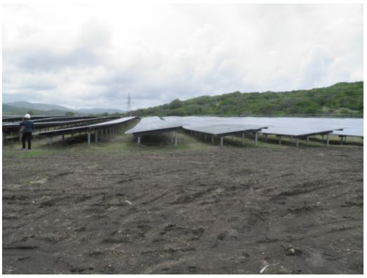Solar Energy Project at Bethesda, Antigua and Barbuda