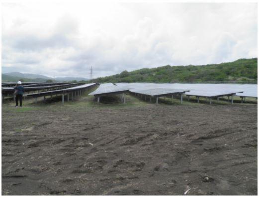 Solar Energy Project at Bethesda, Antigua and Barbuda