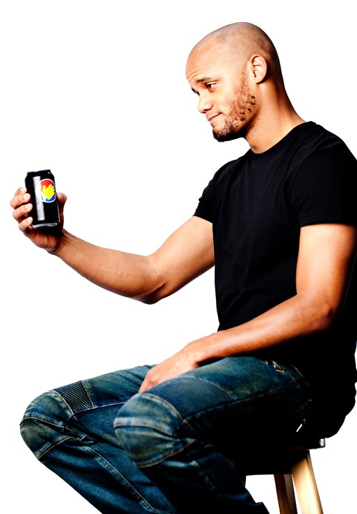Vincent Kompany - Pepsi MAX Blue Card Campaign 2016
