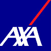 AXA Belgium espace presse Logo