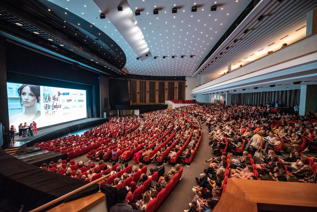 Opnieuw recordeditie voor Filmfestival Oostende