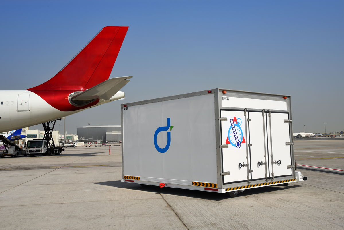 dnata's cargo operations awarded IATA's CEIV Pharma Certification at its Dubai hub