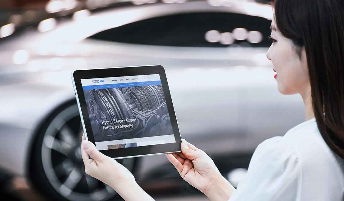 Hyundai öffnet neue Kommunikationsplattform zu Innovationsthemen