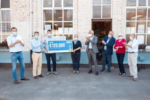 Noodkreet Voedselbanken: Lidl schenkt vervroegd recordbedrag van 120.000 euro
