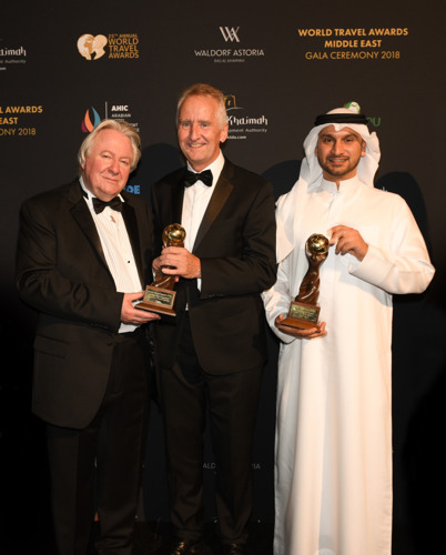 dnata Travel picks up two awards at the World Travel Awards Middle East