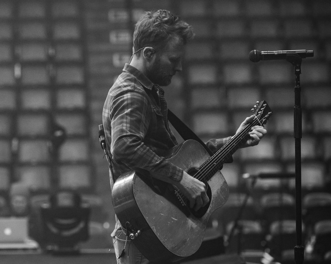 Man on Fire: Dierks Bentley Brings the Burning Man Tour to Calgary, Powered by PK Sound
