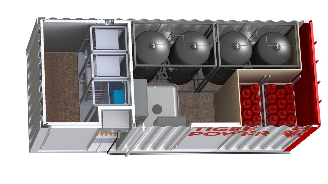 Tiger Power Storager®