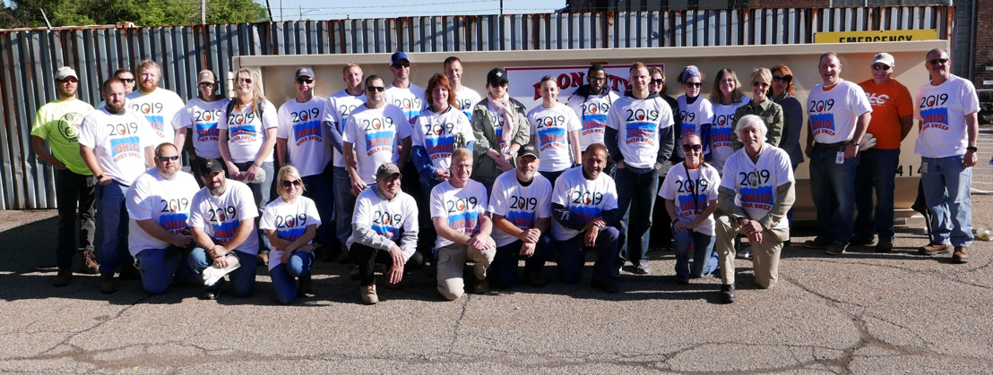 Employees Continue Tradition of Participating in Annual River Sweep Event