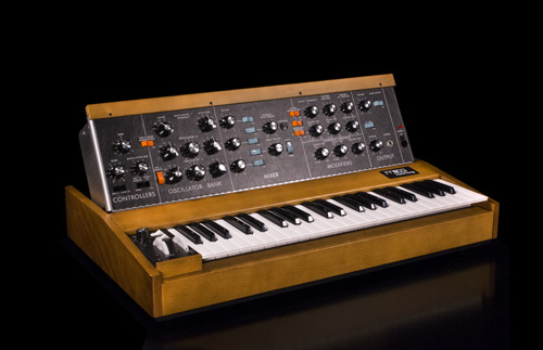 The Final Countdown: Minimoog Model D Production Ending with a Banger by Mike Dean