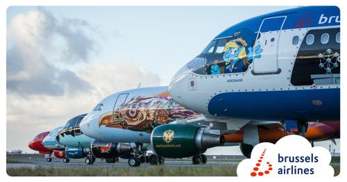 Brussels Airlines brengt meer dan 9.500 Belgen naar huis vanuit 14 landen