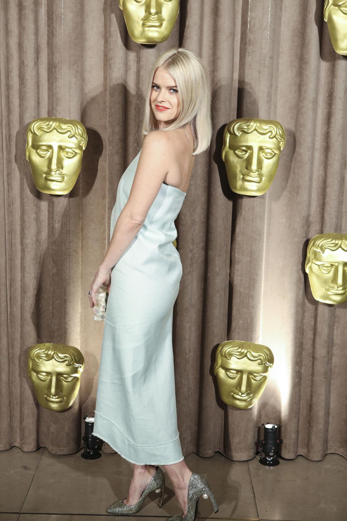 Burberry en los premios BAFTA