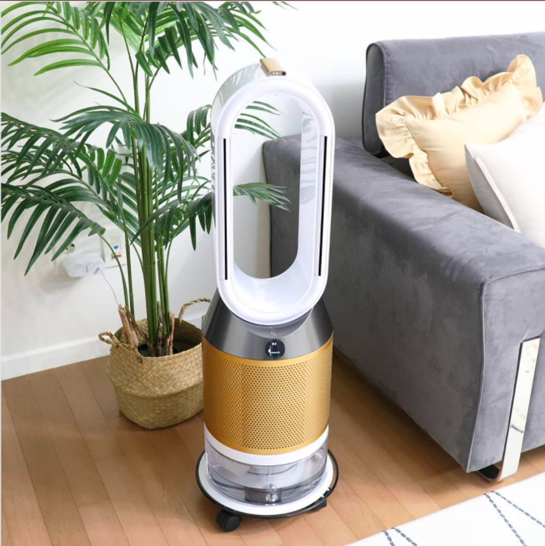 La buena salud en el hogar empieza con un ambiente fresco