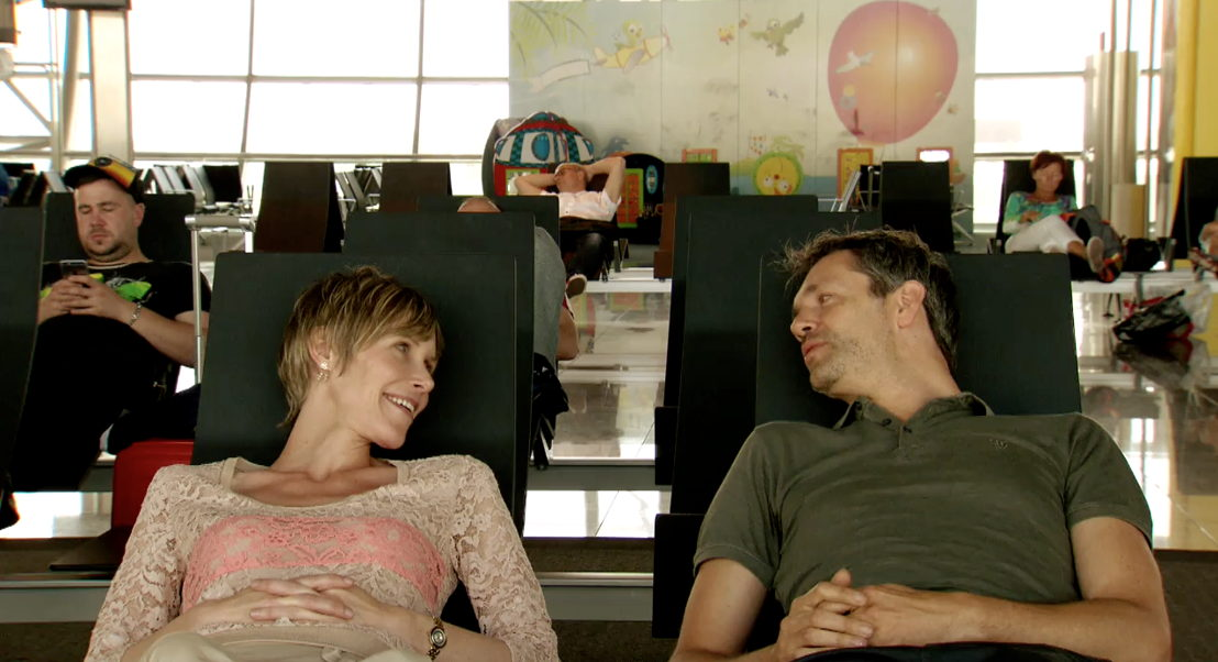 Vind je lief seizoen 1: Guy en Nele <br/>(c) VRT