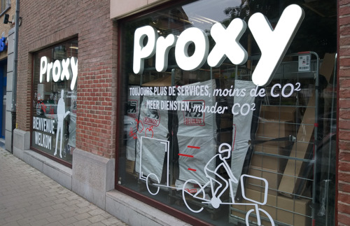 Le nouveau Proxy Delhaize Jourdan ouvre ses portes aujourd'hui
