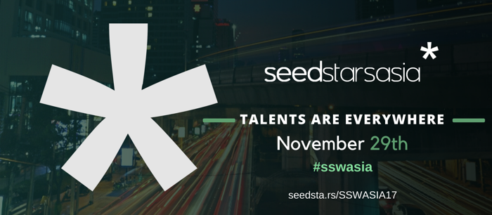 Seedstars Asia Summit- Showcasing Promising Tech Startups and Convening Thought Leaders from Across Asia