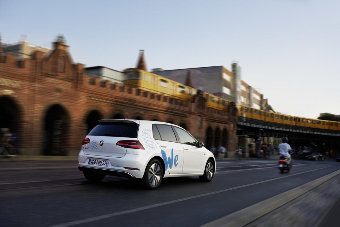 Volkswagen We: caminos digitales