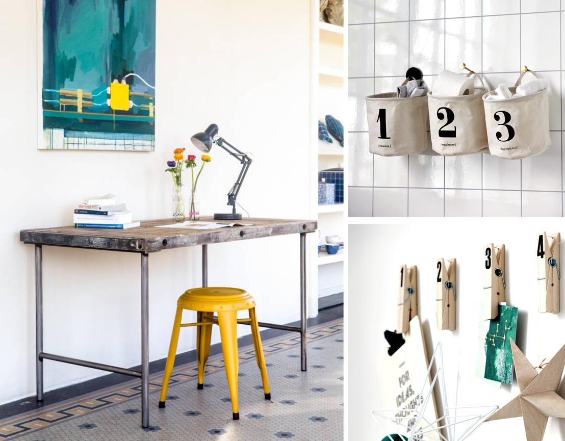 Back-To-Work: Nordic Living maakt werk van je bureau