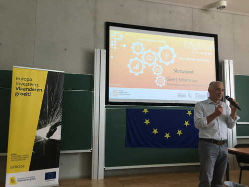 Ondernemers met digitaal idee welkom in de Voka Digihub