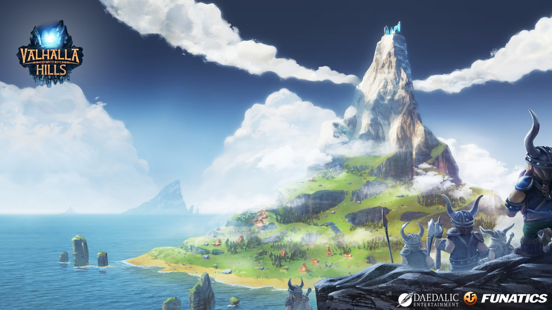 """Ab heute erhältlich: """"Valhalla Hills"""" für das iPad"""