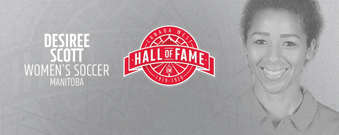 Two-time Olympic medalist Scott named to CW Hall of Fame