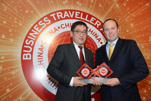 Cathay Pacific's Business Class voted the best at 2013 Business Traveller China Awards