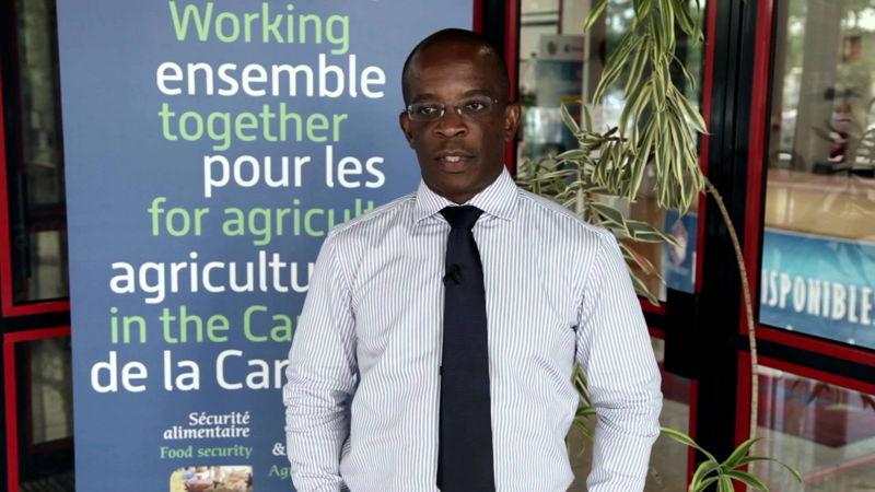 Gilles Bajazet, Head of the joint Secretariat of Interreg Caraïbes Programme in Guadeloupe