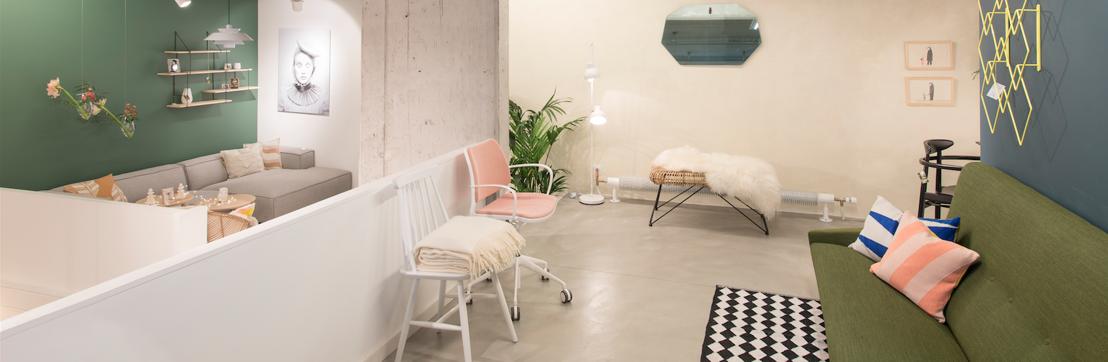 Nieuwe interieurzaak Sacré Sucré opent in Brussel