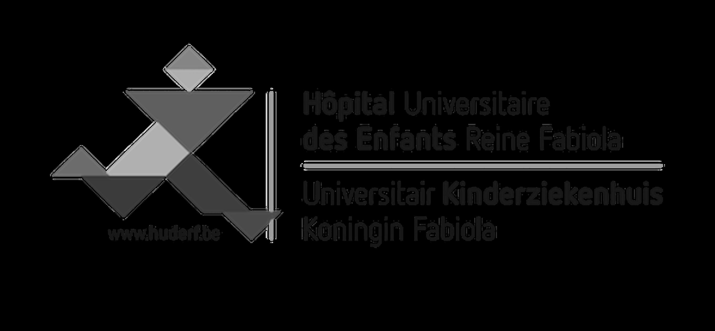 Hôpital des Enfants Reine Fabiola logo