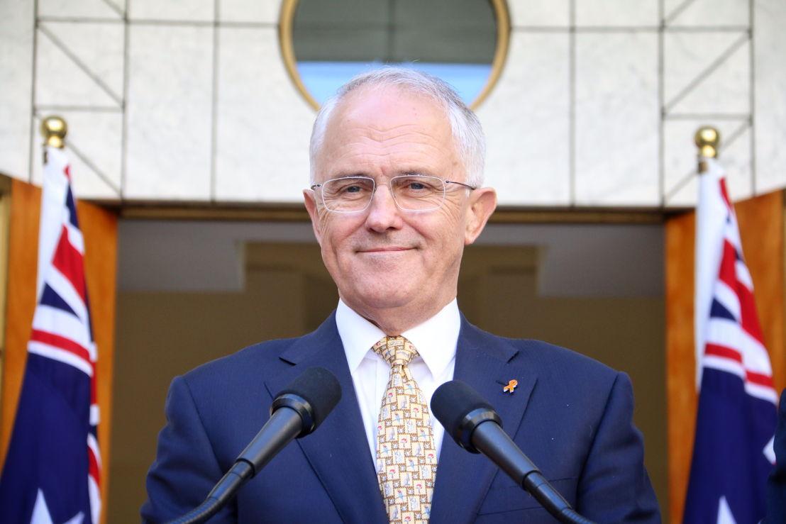 Prime Minister Malcolm Turnbull on ABC's Lateline