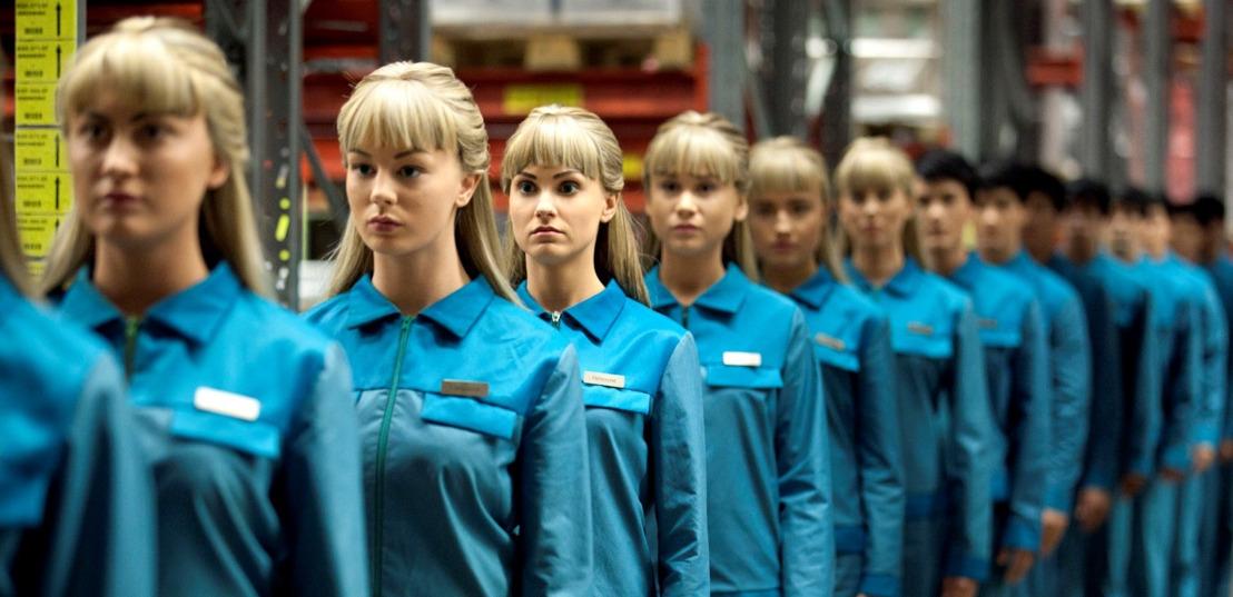 Nieuw : de Zweedse serie Real Humans