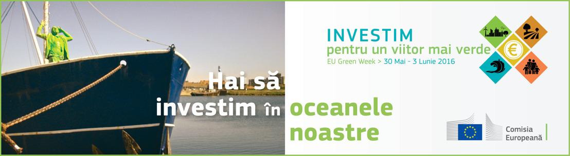 """Proiectele marine evidențiază valoarea economiei """"albastre"""" a Europei"""