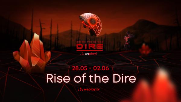 Preview: WePlay! представили промо видео турнира по Dota 2 Tug of War: Dire