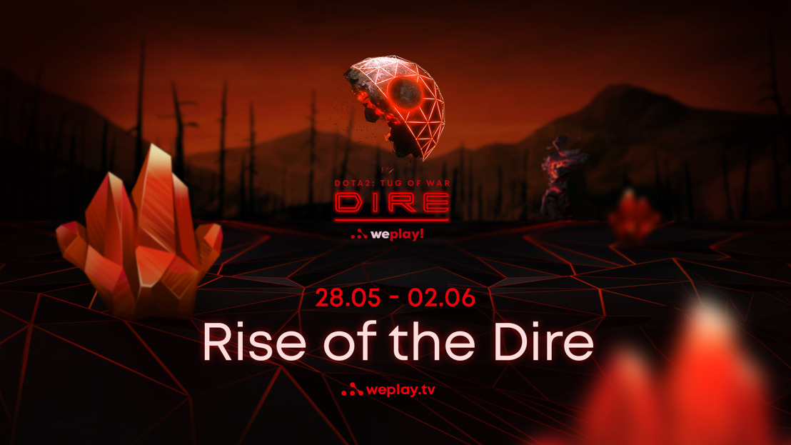 WePlay! presents promo video for Tug of War: Dire Dota 2 tournament