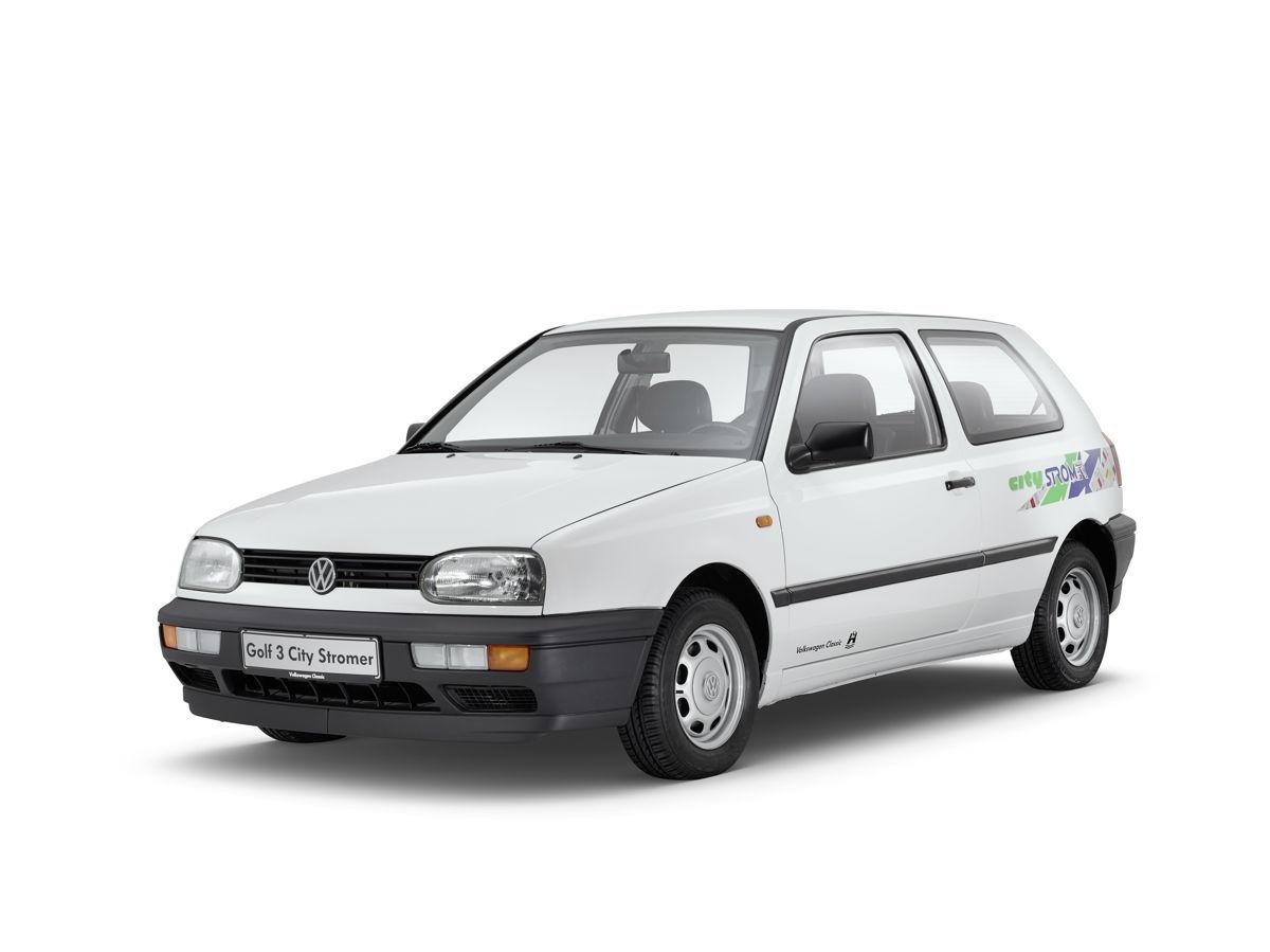 Cuando el Golf Mark III fue presentado, se construyó una nueva versión eléctrica del auto. Se construyeron un total de 120 autos en 1996.
