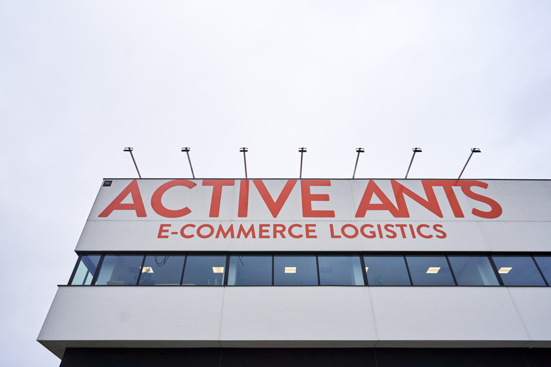 bpost group subsidiary Active Ants opens its next E-fulfilment center of the future in Willebroek