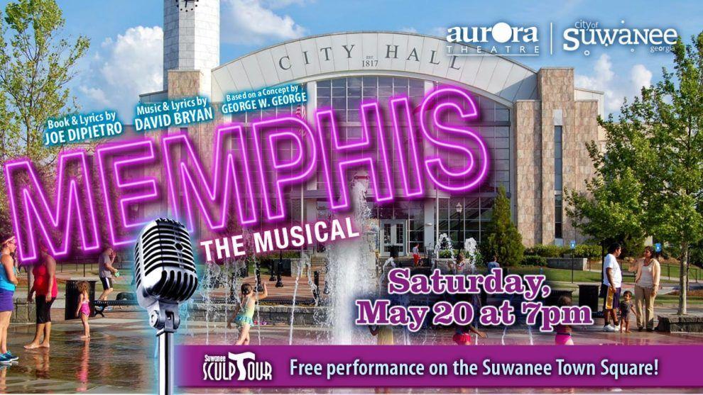 Memphis: The Musical (photo credit Aurora Theatre)