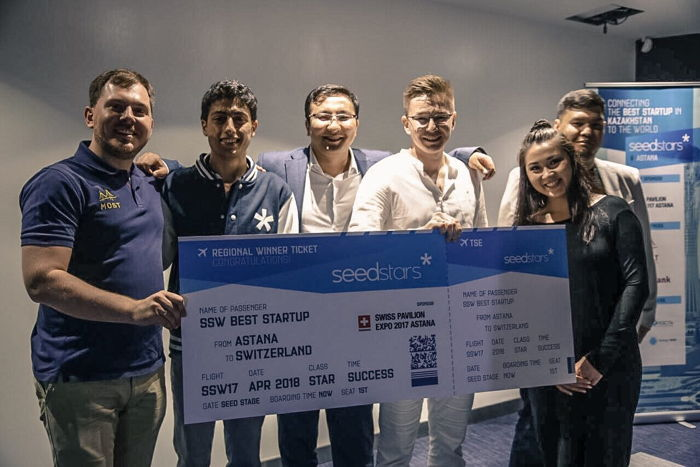 Preview: Constant-lab named Kazakh most promising startup at Seedstars Astana