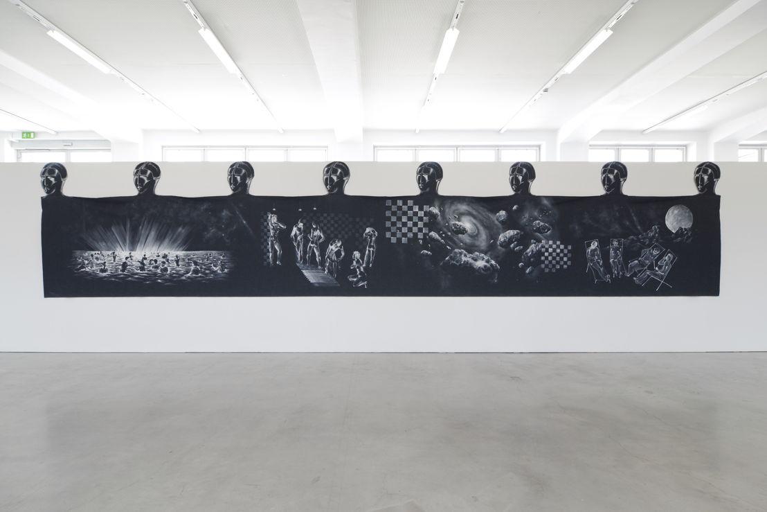 Michael Van den Abeele, Colony, 2015<br/>Courtesy Michael Van den Abeele. Photograph: Isabelle Arthuis