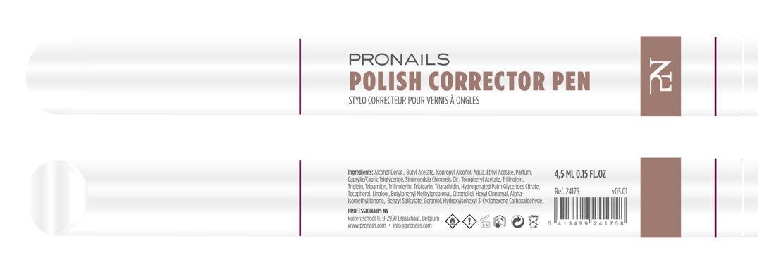 Polish Corrector Pen