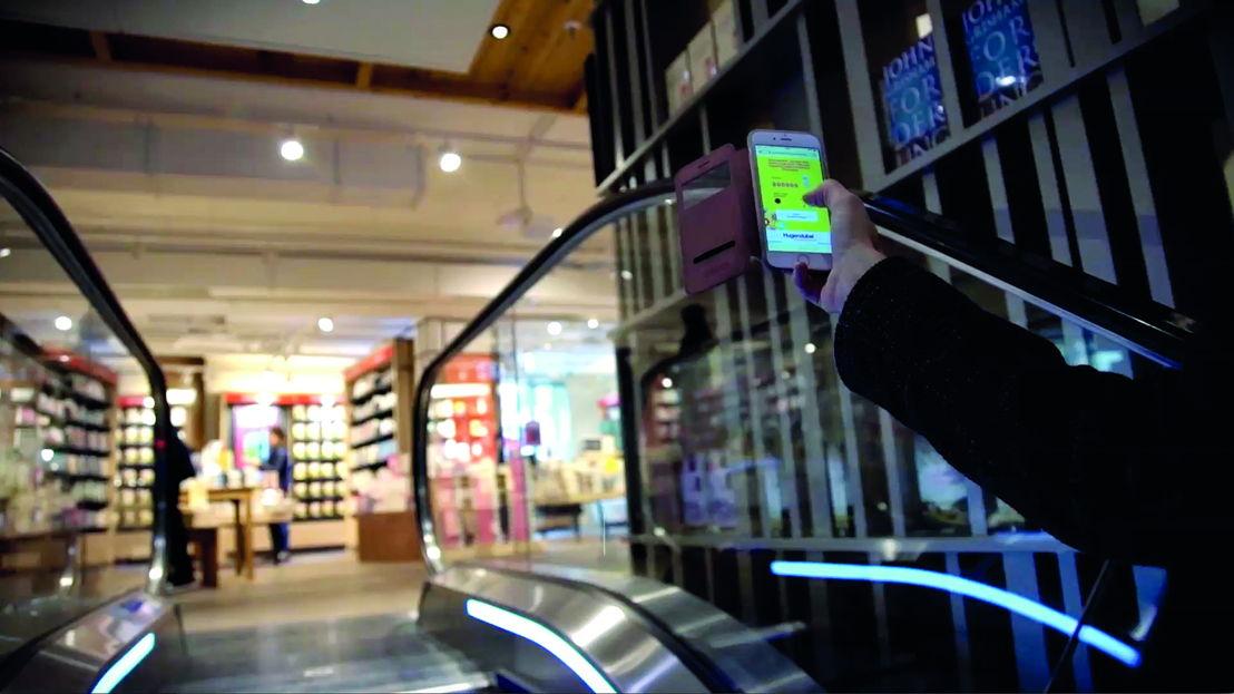 Der spielerische und interaktive Ansatz sorgte für mehr Kunden in den Filialen.