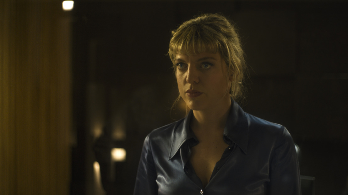 Ella Leyers speelt de hoofdrol in de nieuwe Streamz Original 'Storm Lara'