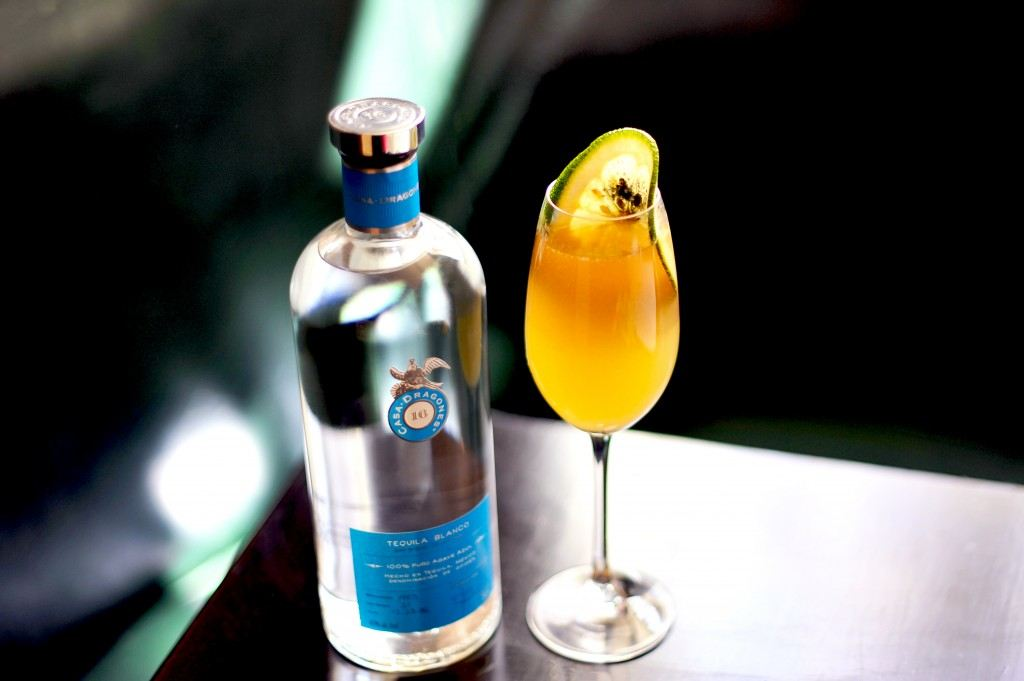 Champagne Margarita por Beatrice Inn