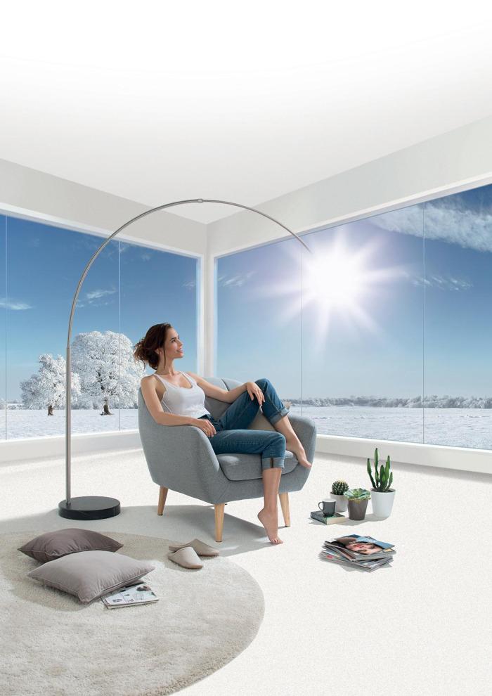 Preview: Nouvelle génération révolutionnaire de vitrage : isolation et apport maximal de lumière