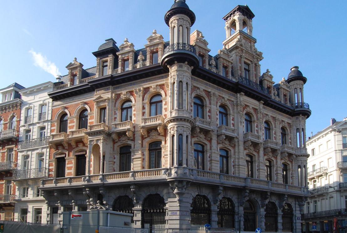 Hôtel Empain (rue Zinner) Bruxelles