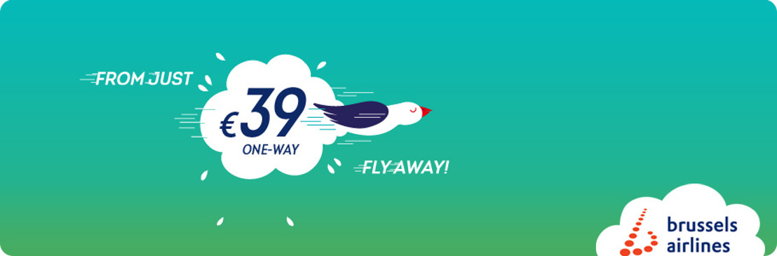 Brussels Airlines introduces one-way fares to offer even more choice