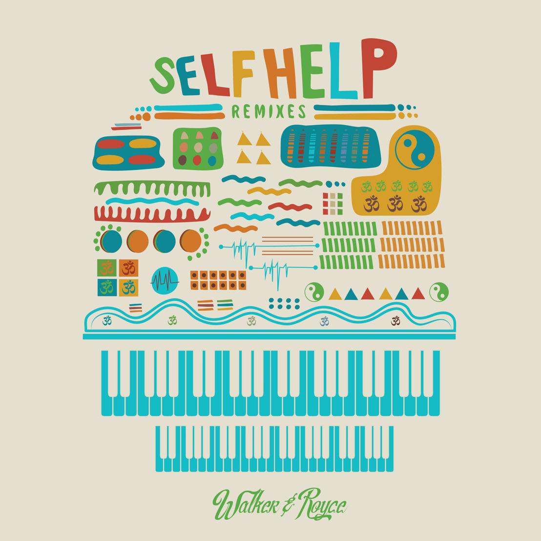 DIRTYBIRD Releases Walker & Royce Self Help Remixes LP