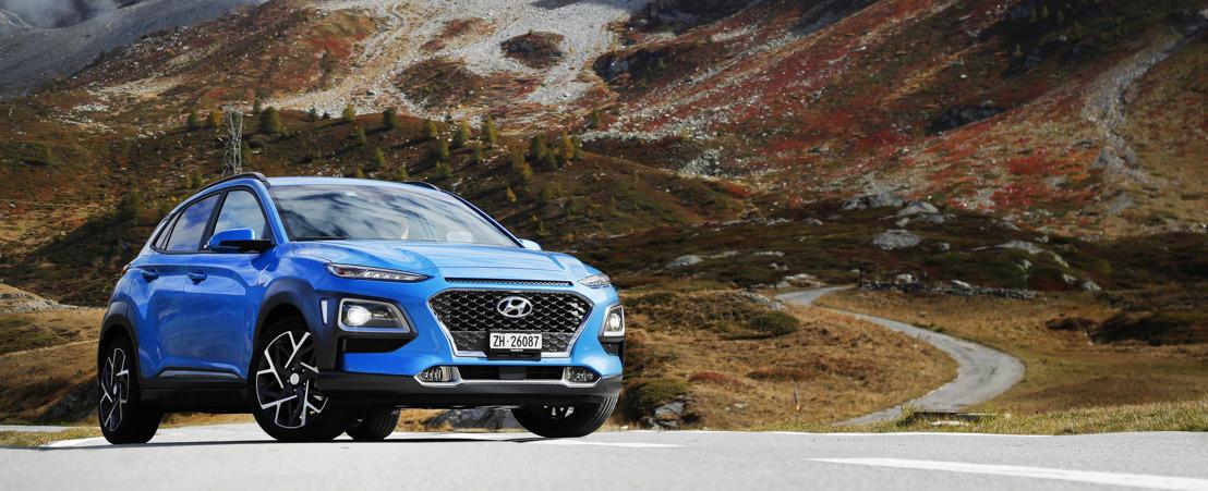 All-New Hyundai KONA hybrid
