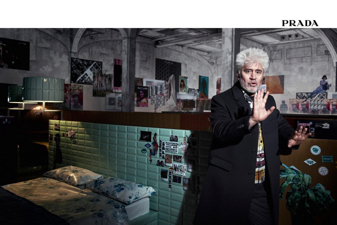 Prada presenta su campaña publicitaria menswear Otoño/Invierno 2017: Auteur